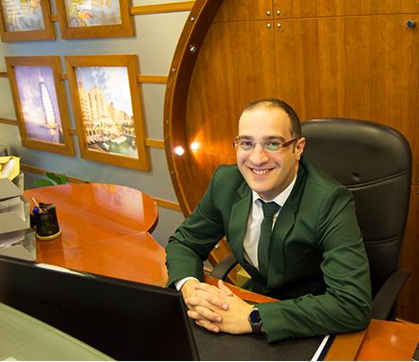 Олег Доронин